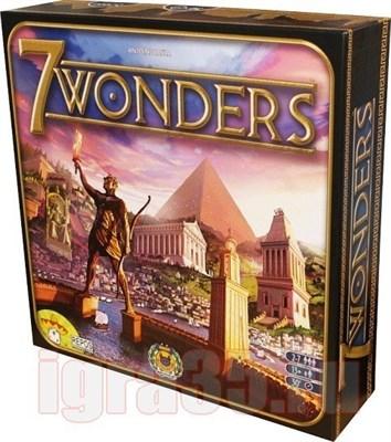 7 чудес (7 Wonders) - фото 16689