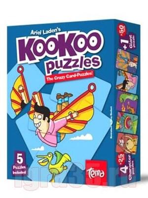 Куку-паззл. Полет (KooKoo Puzzle Flying) - фото 16699