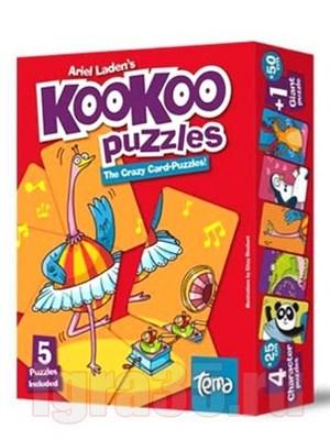 Куку-паззл. Танец (KooKoo Puzzle Dancing) - фото 16709