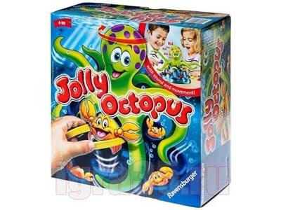 Осьминог Жолли ( Jolly Octopus ) - фото 17003