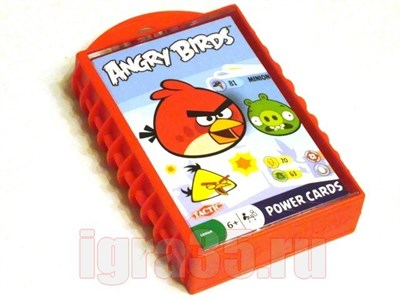 Ангри Бёрдс (Angry Birds Star Wars) Карточная - фото 17044