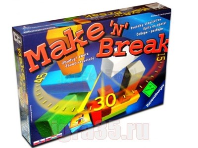Собери-разбери (Make 'n' Break) - фото 17068