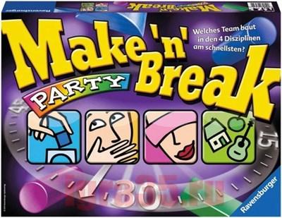 Собери-разбери. Вечеринка (Make`n`Break Party) - фото 17474