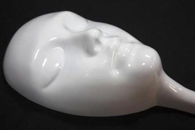 Мафия. Маска белая - фото 17778