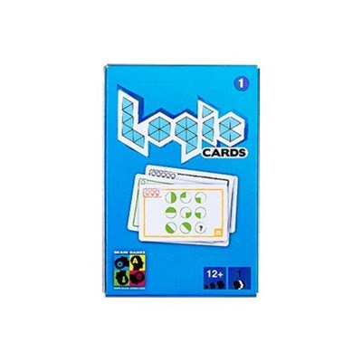 Логические карточки 1 (Logic Cards1) - фото 17859