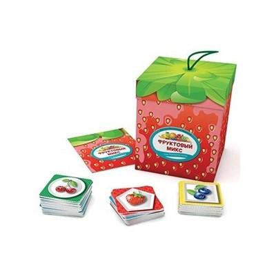 Фруктовый Микс. Клубника (Fruit Mix Strawberry) - фото 18532