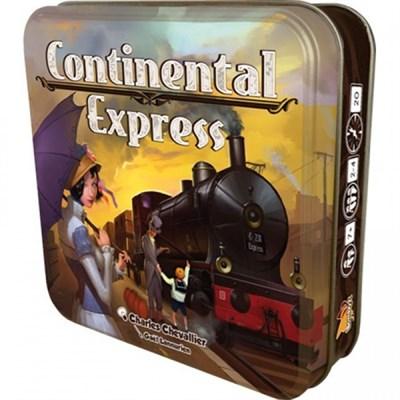 Континентальный экспресс (Continental Express) - фото 18543