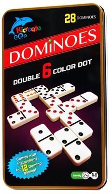 Домино в жестяной коробке (Dominoes) - фото 18851