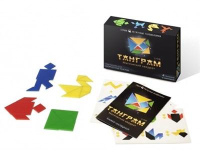 Головоломка Танграм (Бэмби) - фото 19988