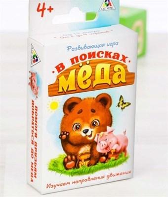 В поисках меда (медвежка) - фото 20084