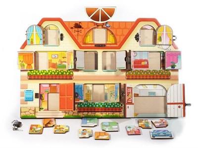 Бизиборд Дом, в котором мы живем - фото 20452