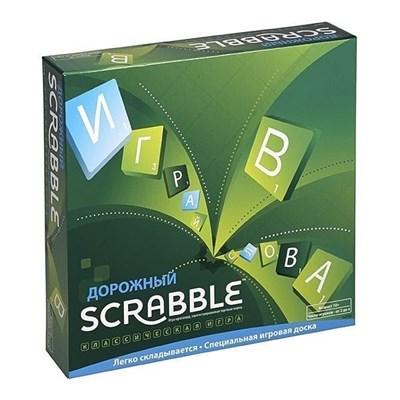 Скраббл (Scrabble) дорожный - фото 20524