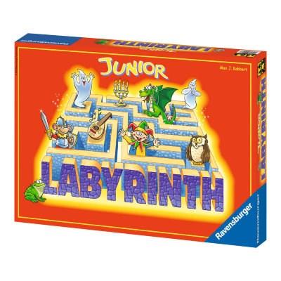 Сумасшедший лабиринт для детей (Labyrinth junior) - фото 22227