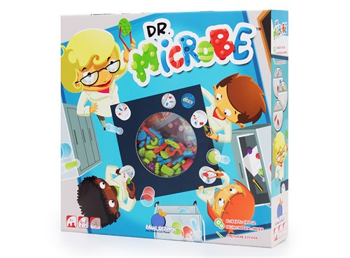 Доктор Микроб (Dr. Microbe) - фото 22550