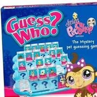 Угадай, кто? с персонажами Littlest Pet Shop