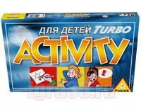 Активити для детей Турбо