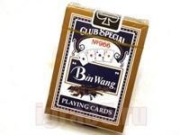 Карты для покера. Bing Wang (черные)