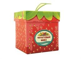 Фруктовый Микс. Клубника (Fruit Mix Strawberry)