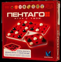 Пентаго (Pentago) компактная